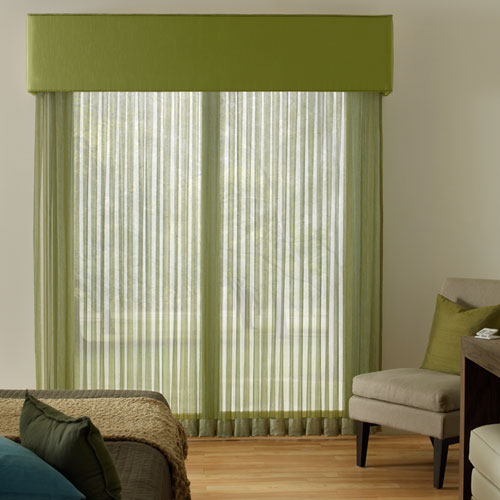 Lutron Curtain Tracks