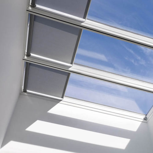 Somfy Skylight Blinds