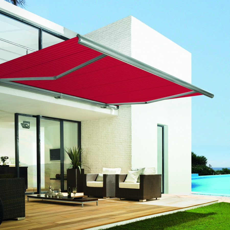 Markilux Electric and Manual Awnings
