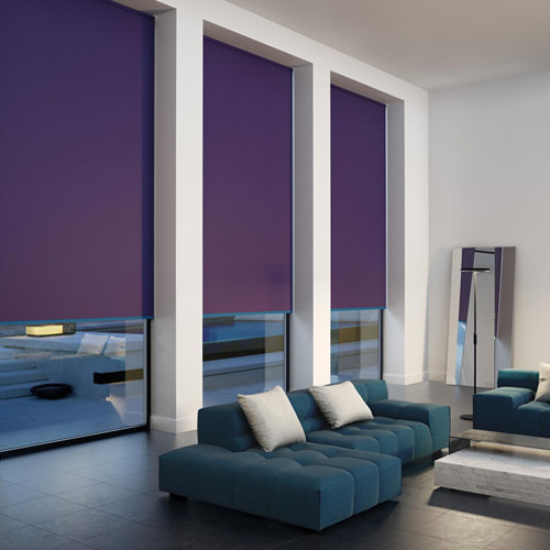 Electric Blackout Blinds Window Shading Experts Window