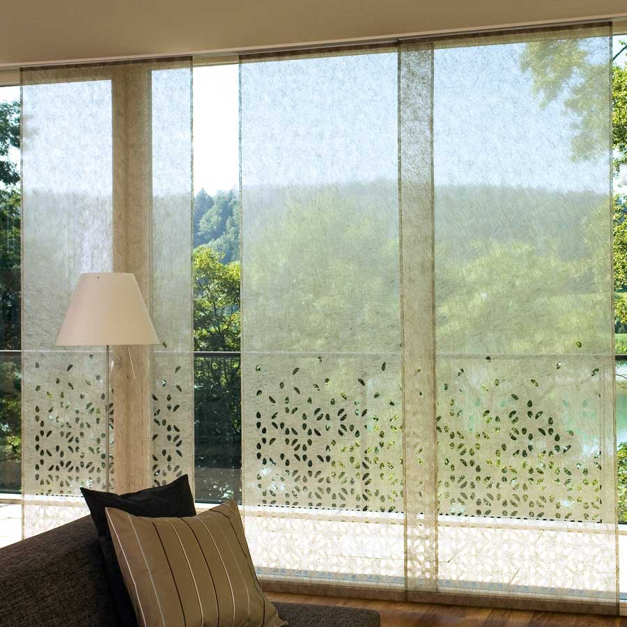 Electric Panel Blinds Window Shading Experts Window