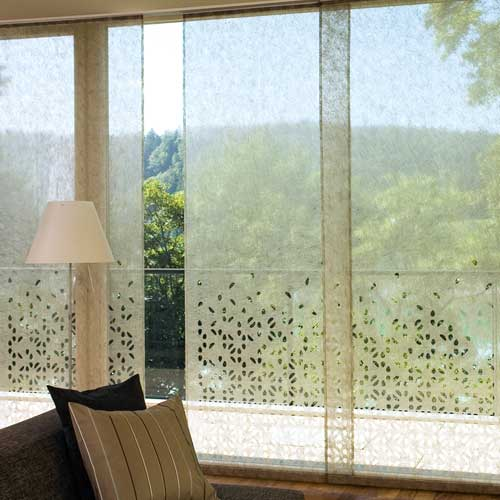 Electric Panel Blinds
