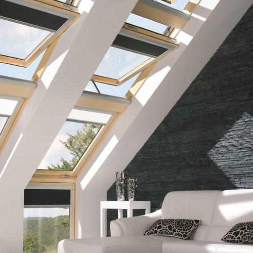 Electric Skylight Blinds