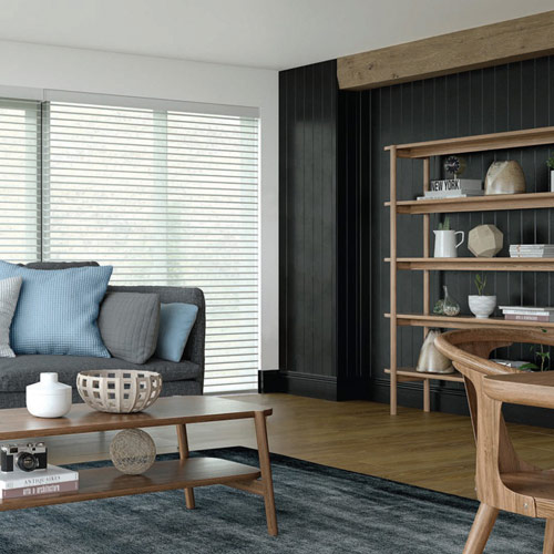 Electric Silhouette Blinds
